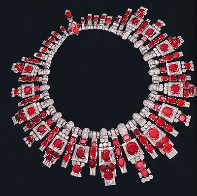 Maharaja of Nawangar Necklace