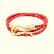 I love the bracelets.