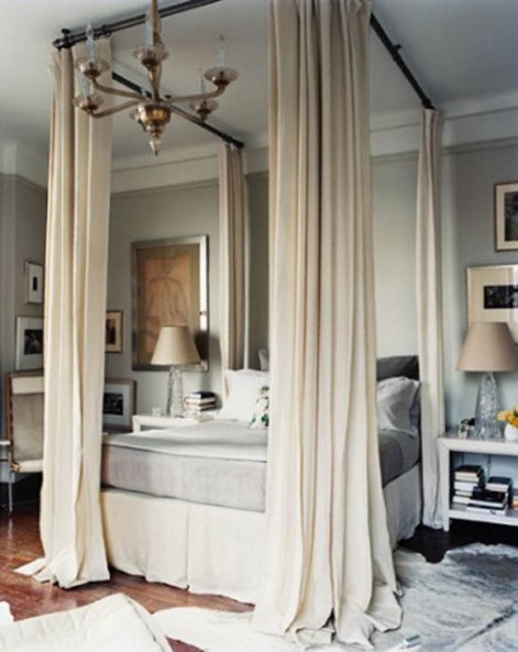 http://www.sarahsarna.com/modern-bedroom-design-idea-bed-curtains/
